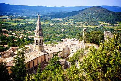 St Saturnin les Apt- Luberon