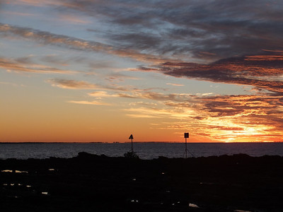 Pt Vernon Sunsets