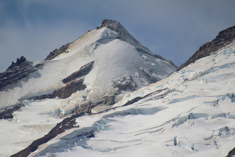 I think this is Sherman Peak, just below the summit.