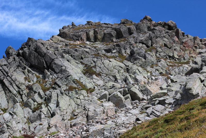 Rocks!  (Anyone need a granite countertop?)
