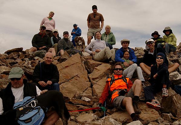 Quandary Peak-DCS Sept 2009