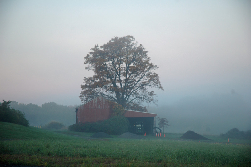 Wagner Farm, early fall