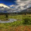 Moraine Meadow, Rocky Mountain National Park, Colorado - 2011