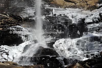 Rainbow Falls - Jones Gap, SC 4
