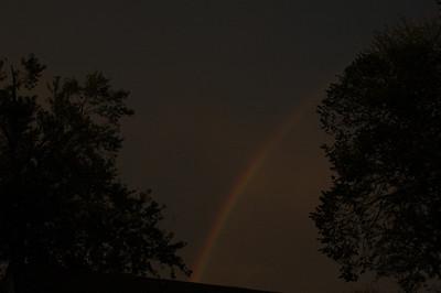 Rainbow Over Hampton Roads