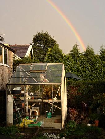 Rainbow over Riddlesden