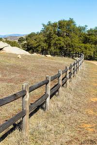 Part of the Ramona Grassland's Preserve.