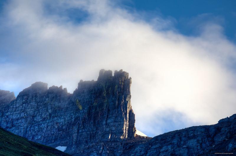 Dawn in Glacier Park