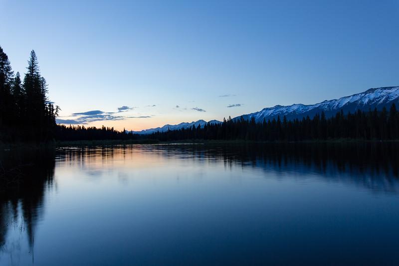 Lake Alva Sunset