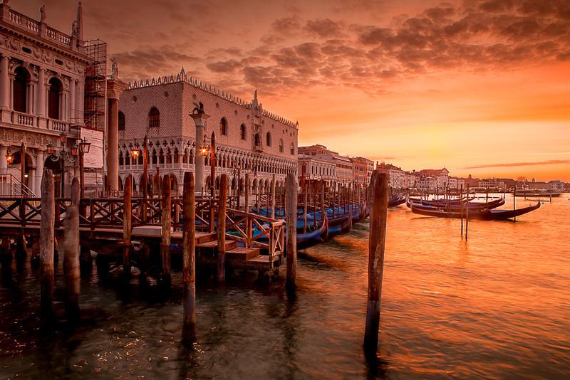 San Marco at dawn