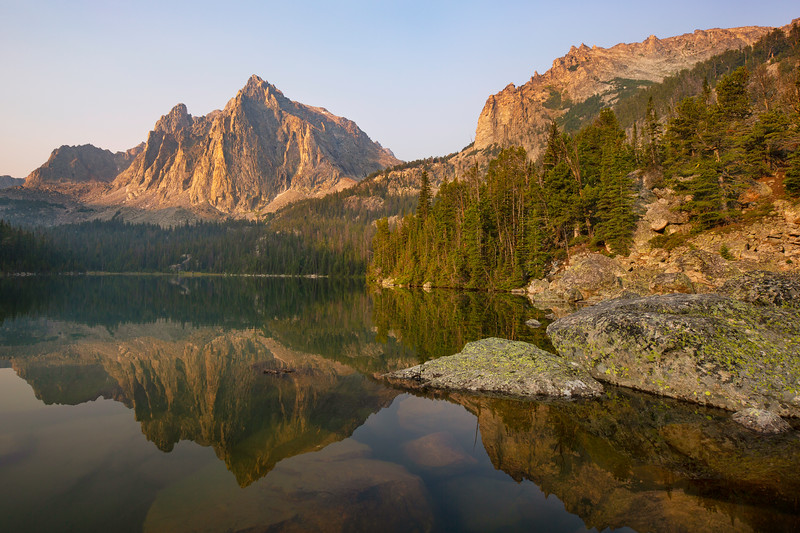 Sylvan Peak Reflection
