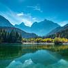 Slovenian Lake 1