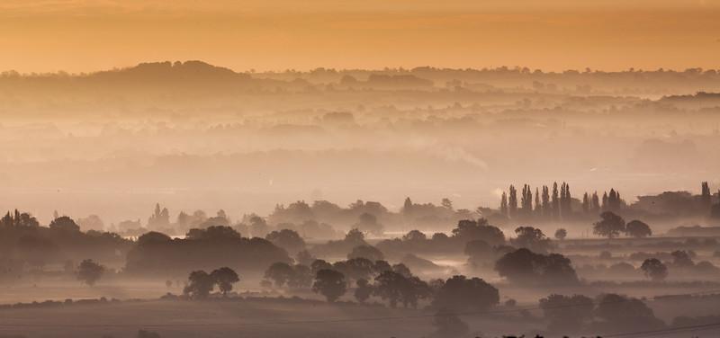 Bradgate dawn