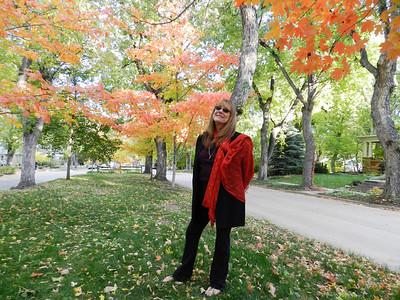 Red Leaf Day