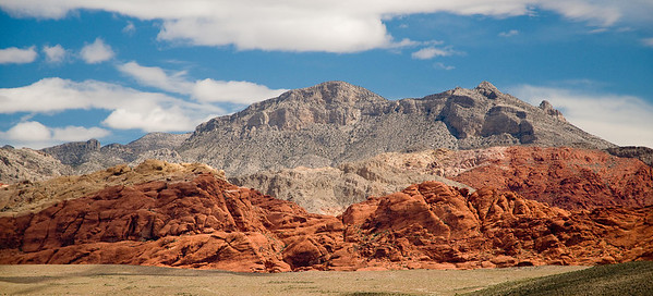Red Rock Canyon Natl. Conservation  Area