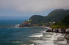 The Heceta Head Lighthouse from afar...
