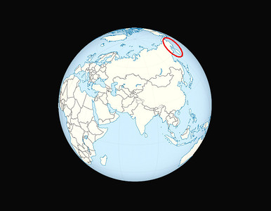 Nordöstra Sibirien