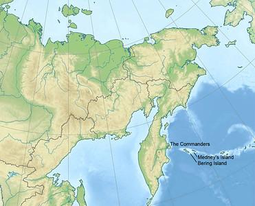Kommendörsöarna