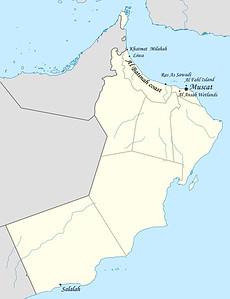 Al Batinah coast