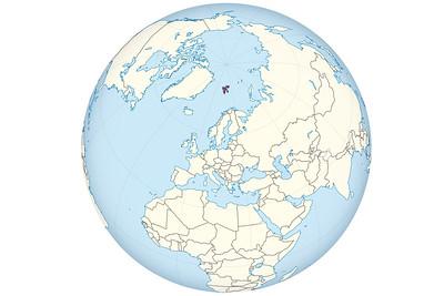 Svalbard, nära nordpolen!