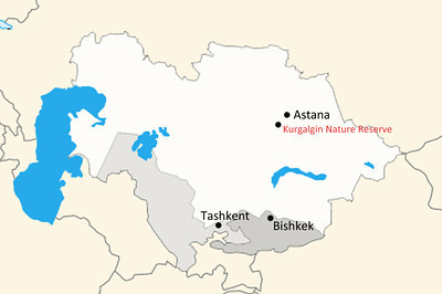 Kurgalgin Nature Reserve