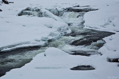 Fors väster om Kirkenes