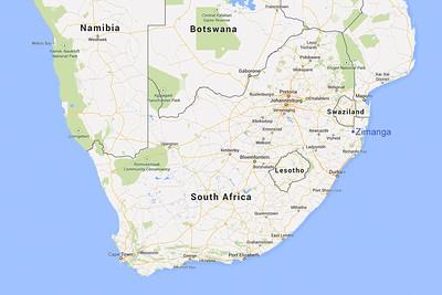 Zimanga, South Africa