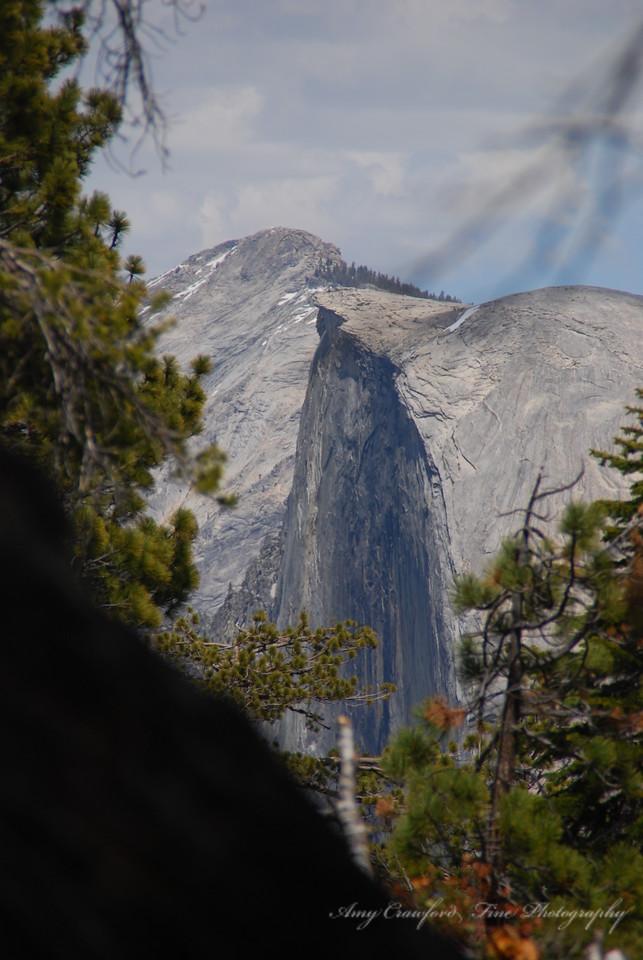 Half Dome and Glacier Point