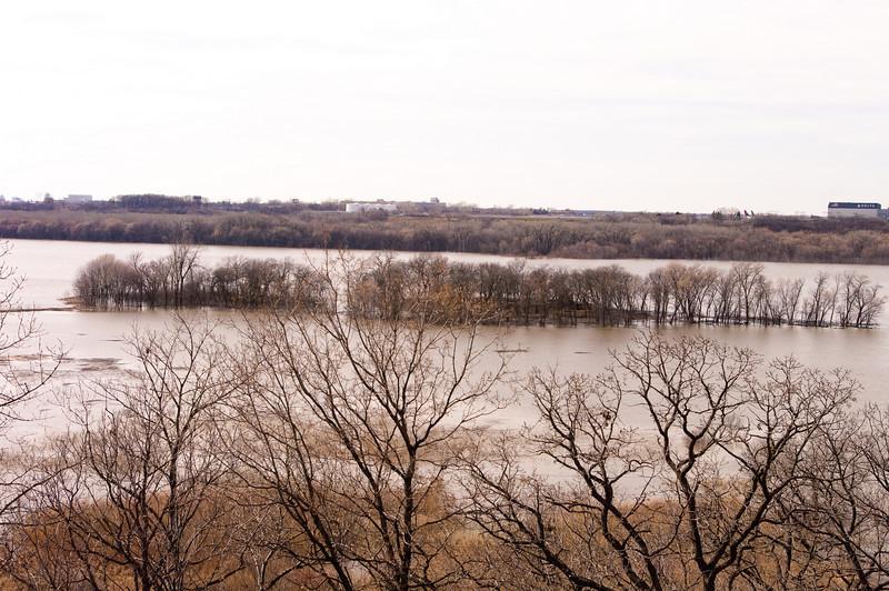 Minnesota River Big Rivers Regional Trailhead - West Trailhead