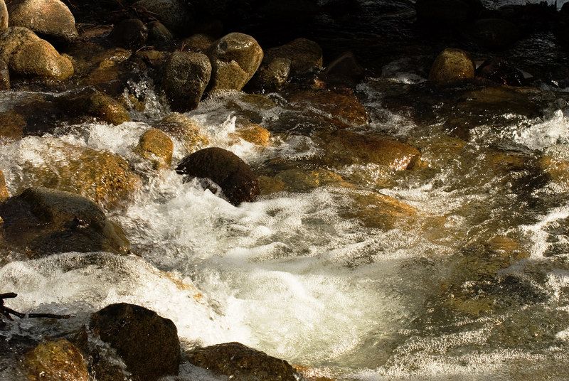 Boulders & Water