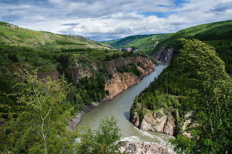 Stikine River near Telegraph Cr BC