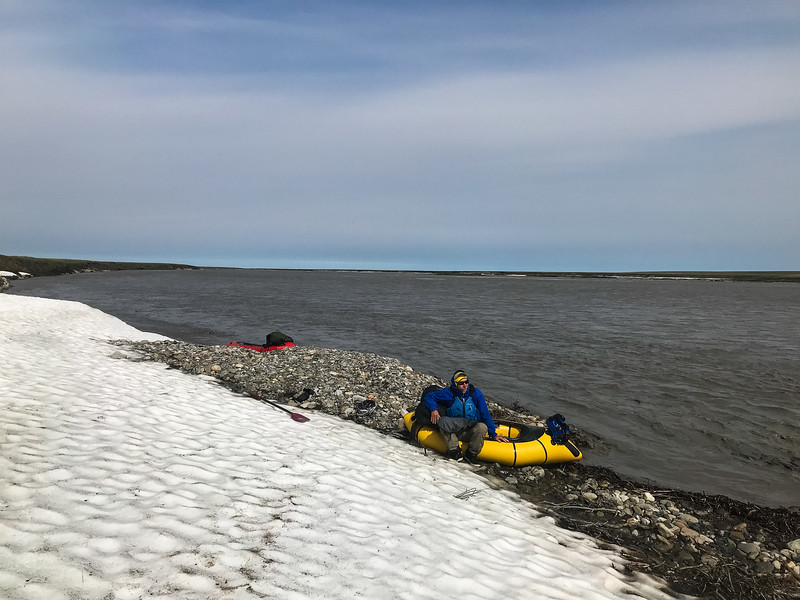 Canning At Flood On Coastal Plain
