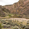 Looking up the E Frk Owyhee (Deep Cr entering on left)