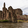 Brushy top section of E Fork Owyhee (lots of Beaver activity)