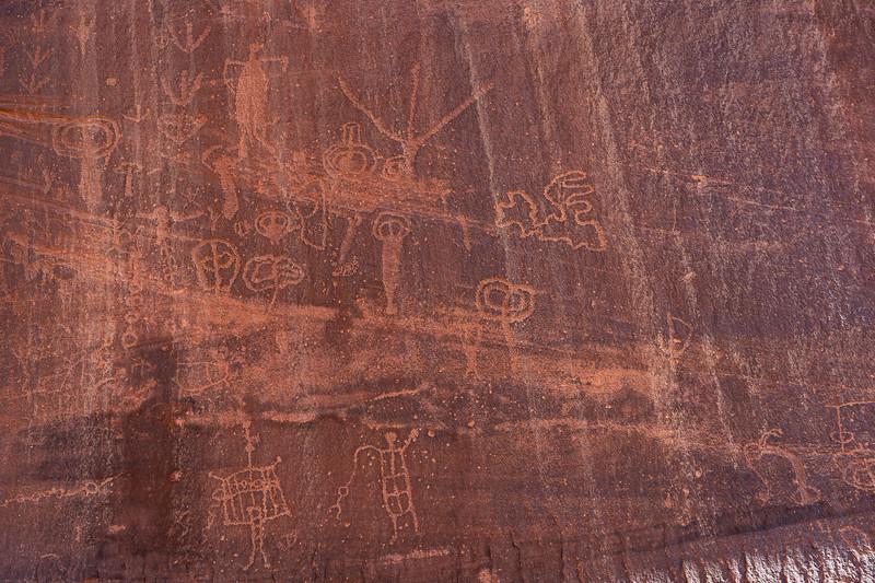 Rock Art on Escalante