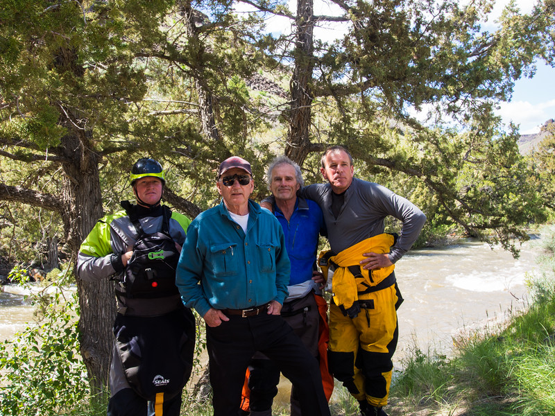Jarbidge River put in (May 18-21 2016)