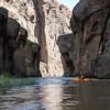 "Bruneau River - Passing through the ""Portal"""
