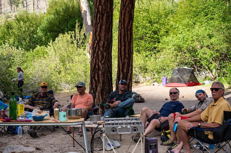 White Creek Camp