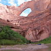 Escalante R - Steven's Arch near take out at Coyote Gulch