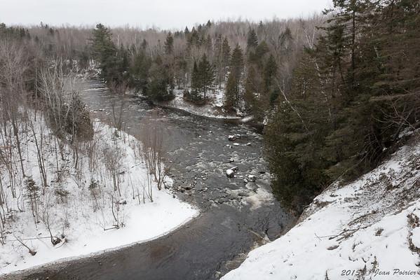 Rivière Saint-Charles Québec