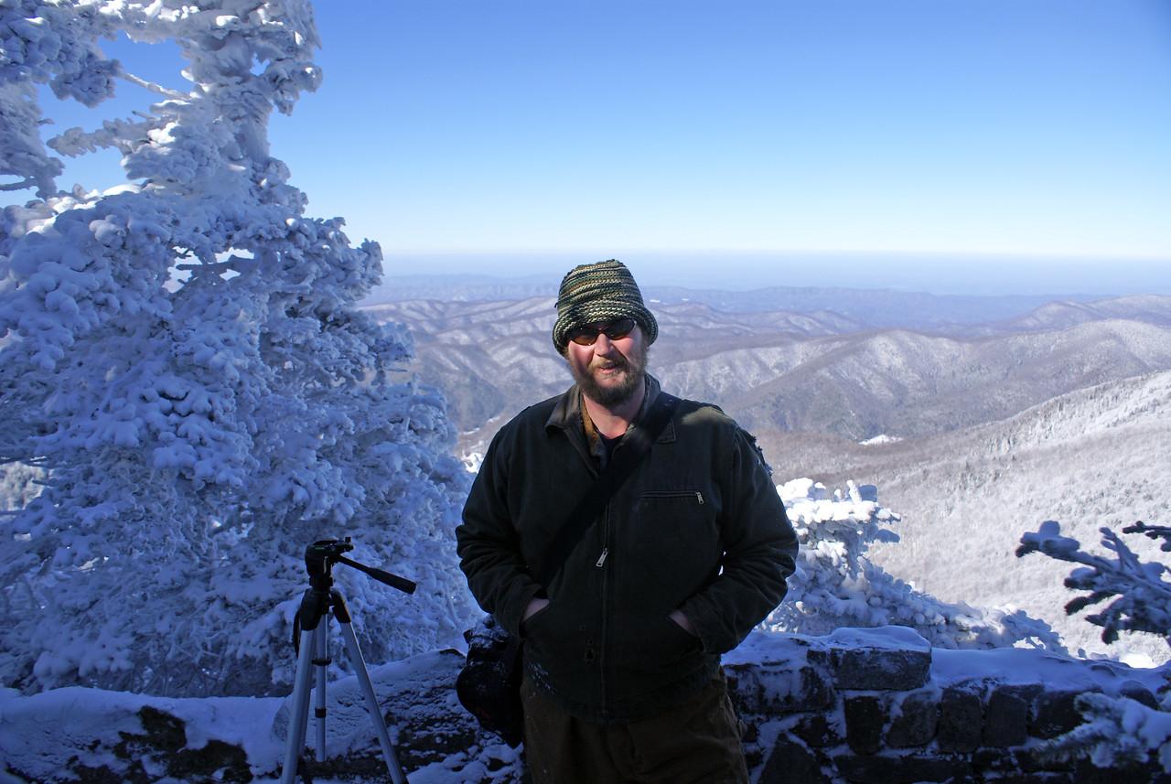 Tim Glenn - Lower Bluff - Roan Mountain, 2008