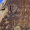 UT-NMC2017.10.7am11.53#402- Petroglyphs. Nine Mile Canyon Utah.