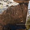 AZ-PFNP2017.10.11#1071-Petroglyphs near Puerco Pueblo. Petrified Forest Nat. Park. Arizona.