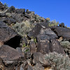 NM-PNM-PMT2019.11.12#2946.2. Piedras Marcadas Trail, Petroglyph Nat.Mon., New Mexico.