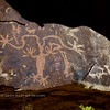 UT-NMC2017.10.7pm1.23#389- Petroglyphs. Nine Mile Canyon Utah.