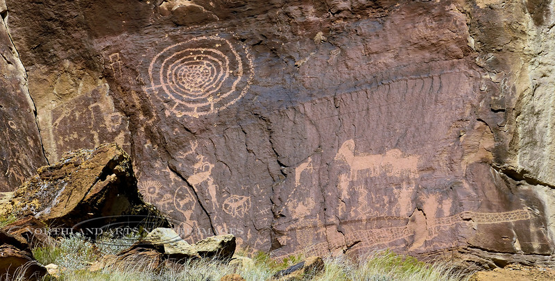 UT-NMC2017.10.7pm1.40- Nine Mile Canyon Utah. #403.