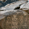 NV-GVC2007.2.26#0430- Petroglyphs. Grapevine Canyon Nevada.