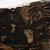 AZ-PFNP2017.10.11#1054-Petroglyphs. Near Puerco Pueblo. Petrified Forest Nat. Park Arizona.