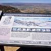 CO-2017.10.10#804.2. Interpretive sign along the Mesa Top Ruins road leading into Mesa Verde Park Colorado.