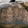 NV-GVC2007.2.26#0429- Petroglyphs. Grapevine Canyon Nevada.